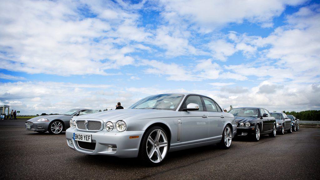 Jaguar cars photographer